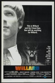 Willard poster