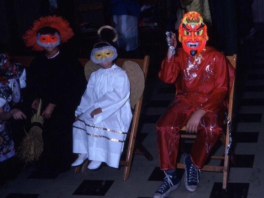Halloween at church