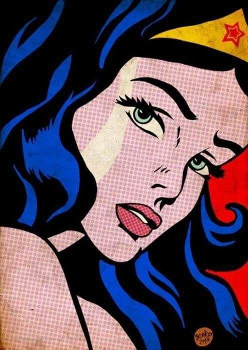 Sad Superwoman