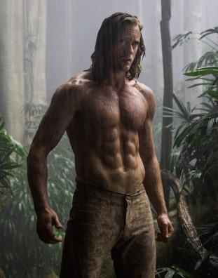 Tarzan new actor
