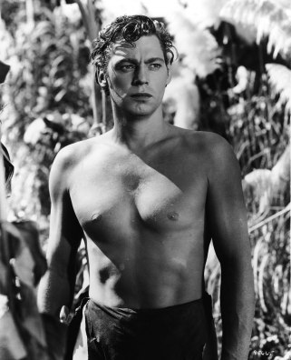 Tarzan old Weissmuller